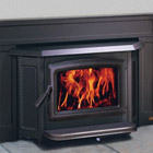 Wood Heating Stoves Wood Inserts At Cameo Plumbing And